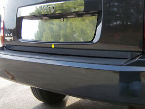 For 2008 2012 Jeep Liberty 4 Door Suv 1 Pc Ss Rear Deck Trim Trunk Lid Accent