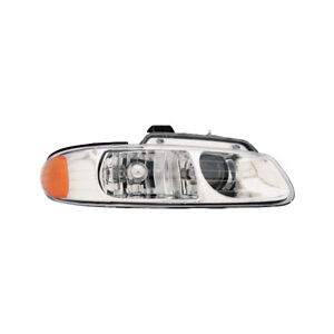 Fits 97 99 Town country Caravan Right Passenger Quad Bulb Headlight Lamp Rh