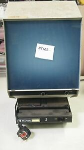 Bell And Howell Microfiche Microfilm Viewer Abr viii
