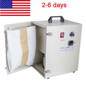 Dental Supply Dental Lab Dust Collector Collecting Vacuum Cleaner 110v
