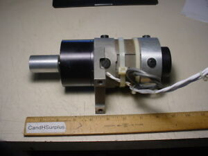 Magnetic Technologies D c Torque Motor Meg3069 625 075 With Gearbox 60 Rpm