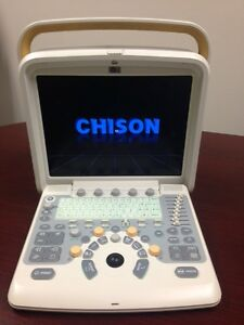 New Chison Q5 Portable Ultrasound System