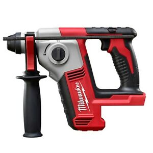 Milwaukee 2612 20 M18 Cordless 5 8 Sds Plus Rotary Hammer Bare Tool