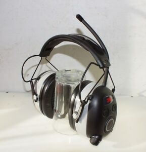 3m Wireless Bluetooth Worktune Amfm Radio Earmuffs