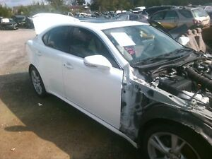 Front Seat Lexus Is250 Right 09