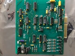 Hubbell Lx 2000 Em2 Printed Circuit Board