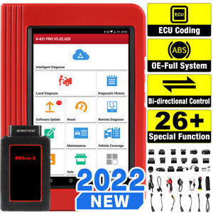 Ancel Fx6000 Full System Diagnostic Tool Obd2 Automotive Scanner Epb Airbag Abs