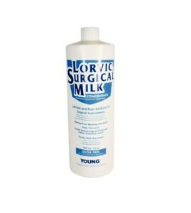 Lorvic Surgical Milk Concentrate Lubricant Rust Inhibitor Surgical Instruments