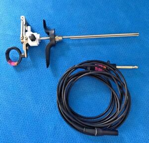 Olympus A2761 Iglesias Resectoscope Working Element W A0393 Hf Cable Endoscopy