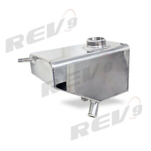 Rev9 Aluminum Coolant Overflow Tank For Ford Mustang 05 10 Base Gt Gt500 Shelby