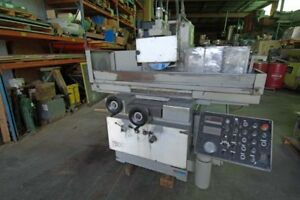 Okamoto Acc124dx Surface Grinder inv 37503
