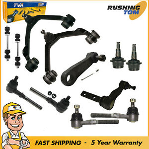 New 14 Pc For 1997 2003 Expedition F 150 Complete Front Suspension Kit 4x4 Only