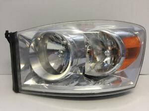 2007 2008 2009 2010 Dodge Ram 1500 2500 3500 Headlight Driver Left Lh Oem