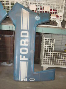 Ford Side Hood Panel Left Hand