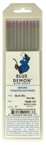 Ewg X 5 32 Tungsten Electrodes Blue Demon Tig 10 Pack
