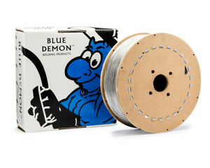 E71t 11 X 035 X 33 Lb Spool Blue Demon Flux Core Wire