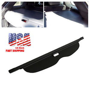 Retractable Rear Trunk Cargo Cover Shield For Jeep Grand Cherokee 2011 2016 Bl