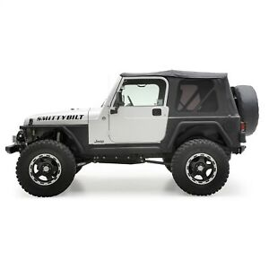 New Smittybilt 9970235 Replacement Soft Top 1997 2006 Jeep Tj Wrangler
