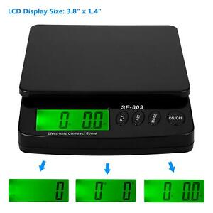 New Sf 550 Digital Precision Weigh Electronic Shipping Postal Scale 25kg 55lbs
