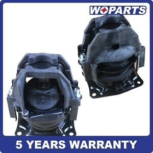 Front Rear Engine Motor Mount Set Fit For Honda Odyssey 3 5l Touring Ex l