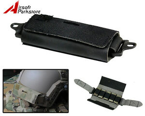 FMA Counterweight Bag Accessory Pouch w 5 Brick Blocks for Ops Core Fast Helmet