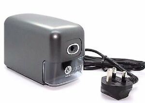 Jakar Automatic Electric Pencil Sharpener Artist Desktop Sharpening Uk Mains