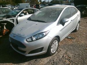 Rear Door Ford Fiesta Left 11 12 13 14 15 16 Silver