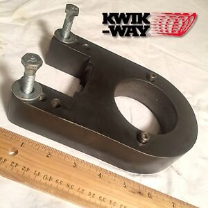 Kwik way 108 Adapter Kit For Brake Drum Lathe To Rotor Combo Conversion
