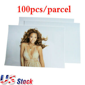 Usa Stock A4 Dark Color T shirt Laser Print Transfer Paper