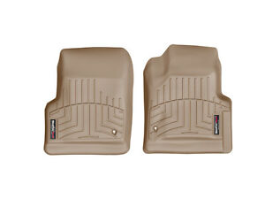 Weathertech Floorliner Mats For Jeep Wrangler 1997 2006 1st Row Tan