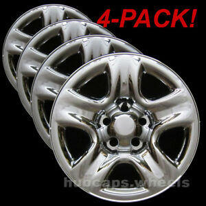 Suzuki Grand Vitara 2006 2013 Chrome Wheel Skin Set Of 4