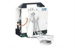 Tpc Portable Mobile Dental Vet Mission Delivery System fda
