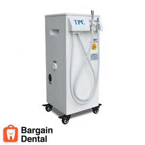Tpc Dental Products Mobile Vacuum Portable System W Hve Se Valves fda
