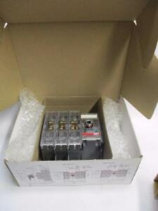 Abb Os100j03 Disconnect Switch 600vac 100a
