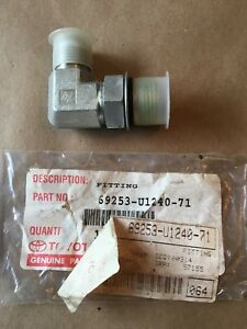 Genuine Toyota Parts Forklift Truck Fitting 69253 u1240 71