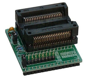 new Psop44 Adapter With Zif Psop44 Socket For Lpt Willem Eprom Programmer