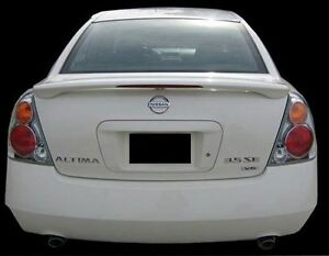 Painted Factory Style Spoiler Fits The 2002 2003 2004 2005 2006 Nissan Altima