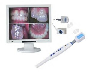Tpc Dental Products 17 Lcd Multimedia Monitor Wireless Camera Combo Aic3in1wl