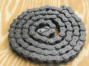Roller Chain 100 Pitch 10 Foot With Connecting Link