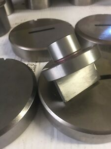 Wilson Amada Mate Tool Thick 3 1 2 Hpturret 250 X 2 00 Rt 010 Punch Die Set