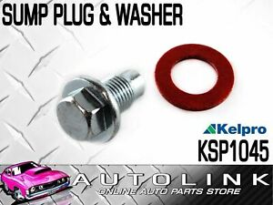 Sump Plug Washer 14mm 1 5 Suit Holden Jackaroo Ubs73 3 0l Turbo Diesel