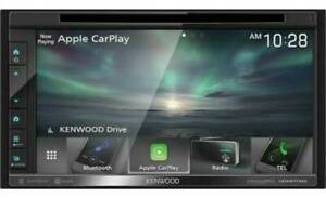 04 17 Ford F E Series Kenwood Navigation Apple Carplay Android Auto Car Stereo