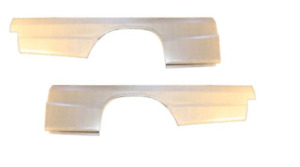 Dodge Charger Lower Rear Quarter Panel Set Right Left 1966 1967