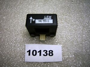 10138 Lem Current Transducer Hal500 5