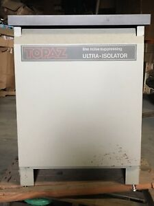 Topaz Ultra Isolator 93330 21 30 Kva 3 Phase Line Insulator