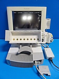 2006 Philips Intellivue Mp90 Patient Monitor W Rack Speedpoint