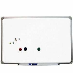 Superior Essentials 48 X 36 Inches Magnetic Dry Erase Board