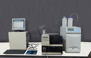 Dionex Dx 120 Ion Chromatograph With As3500 Autosampler And Peak Net Data System