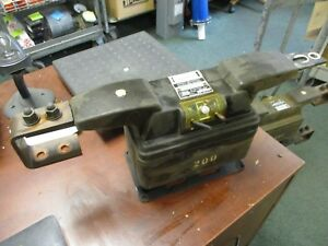Ge Type Jkm 5 Current Transformer 631x18 Ratio 200 5a 15kv Bil Used
