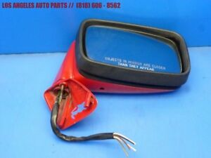86 91 Porsche 944 Na S2 951 Turbo Right Side Exterior Mirror Complete 5 Wire